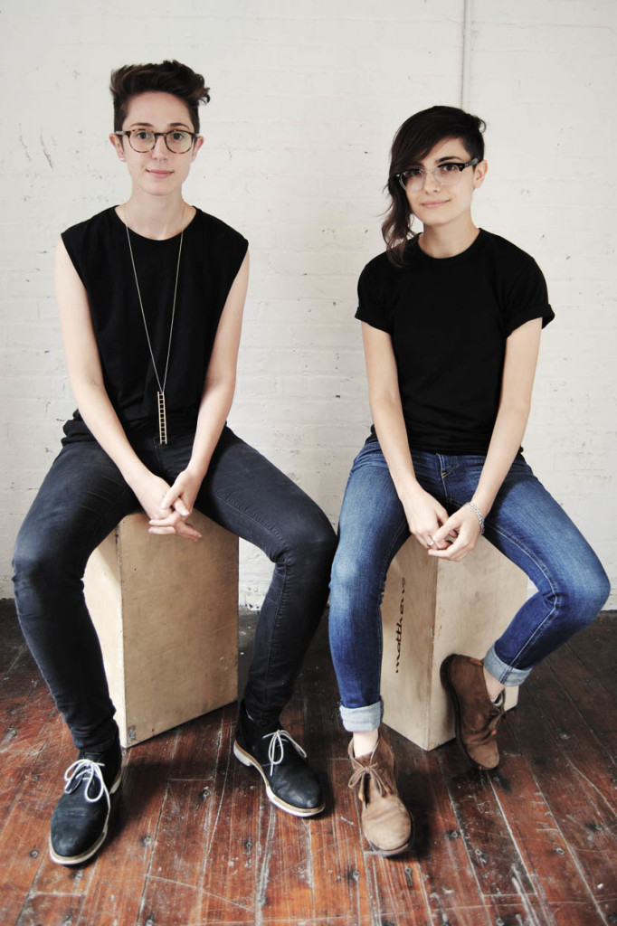 Studio Visit With Veer NYC, A Soon-to-Launch Androgynous Fashion