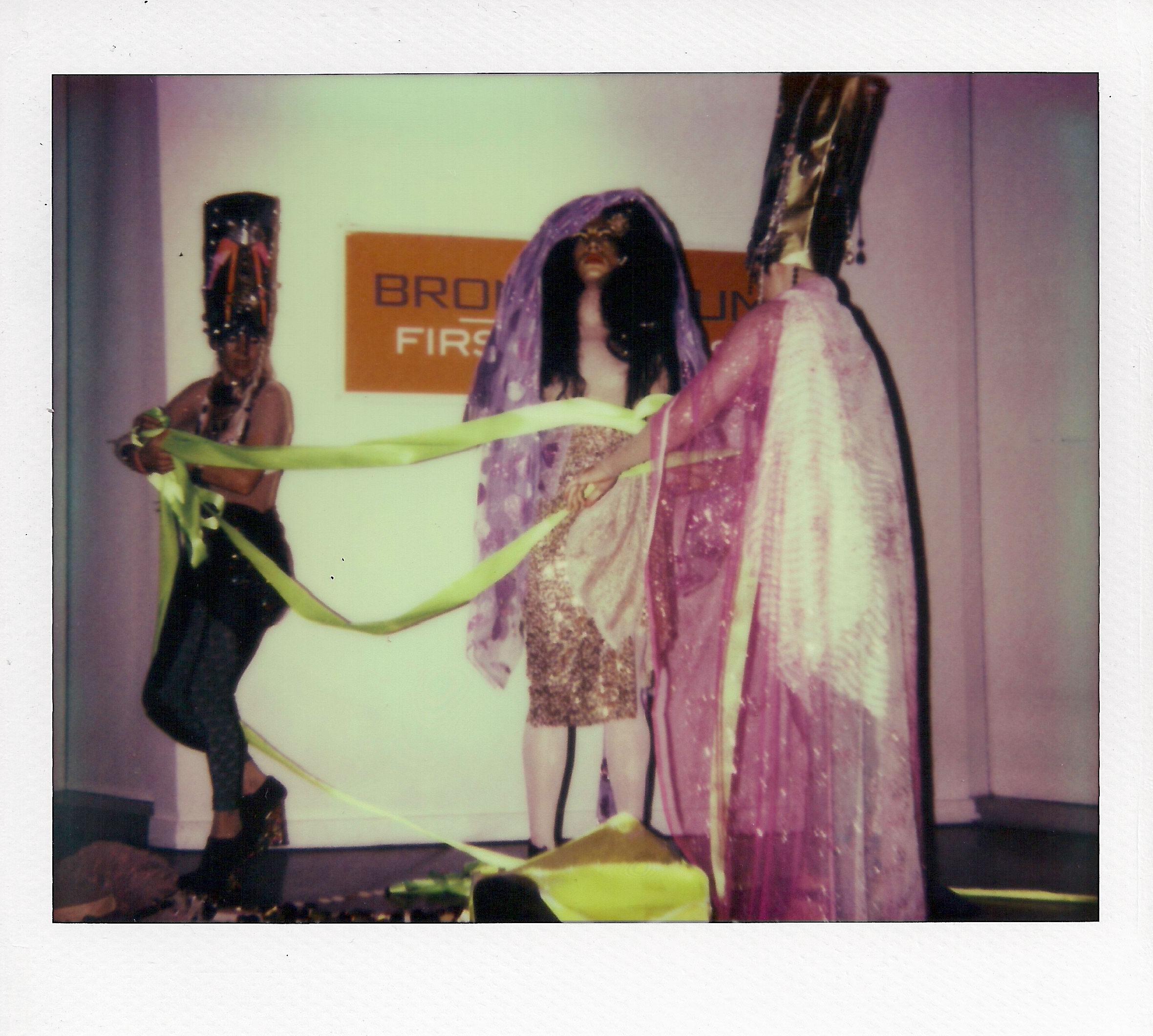 Go! Push Pops Queens Domin8tin performance at Bronx Museum photo credits to Marie Tomanova